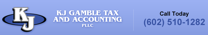 KJ Gamble Tax and Accounting PLLC